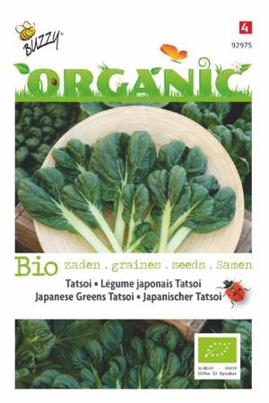 Japanese Greens BIO Tatsoi...