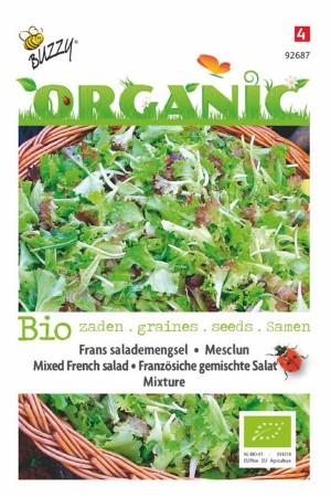 French salad BIO Mesclun...