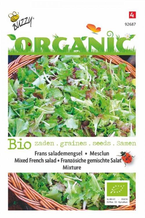 Frans Salademengsel BIO slazaden Organic