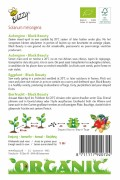 Black Beauty BIO Auberginezaden - Organic