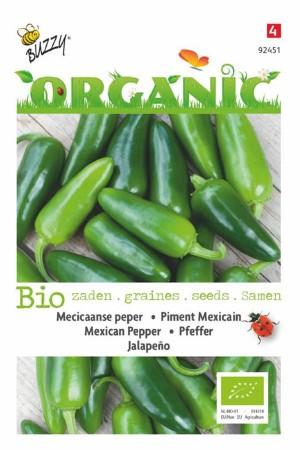 Jalapeño BIO Mexican pepper...