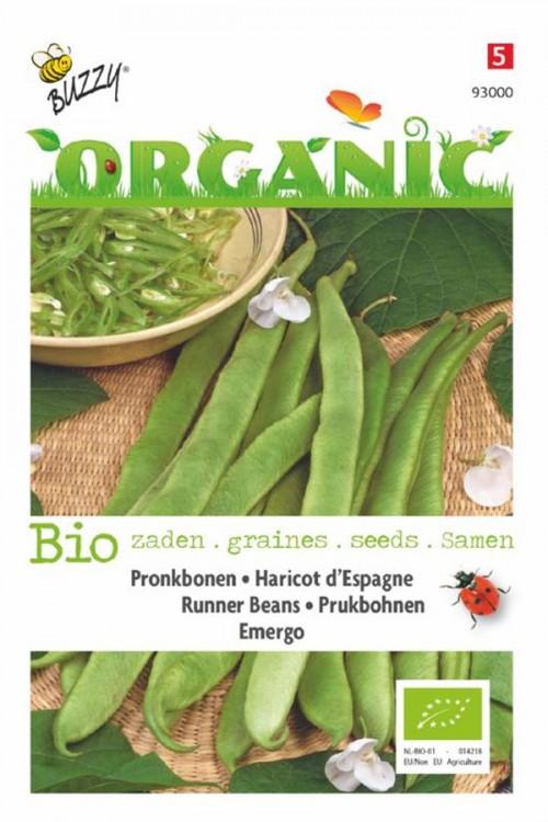 Emergo BIO Runner beans Organic