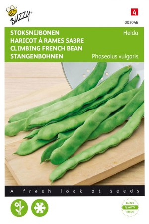 Helda Climbing French beans