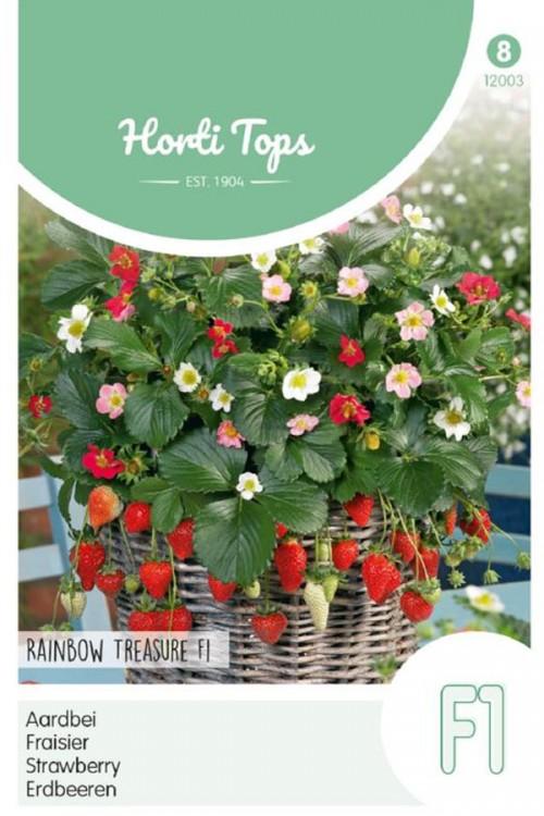 Rainbow Treasure F1 Strawberry seeds