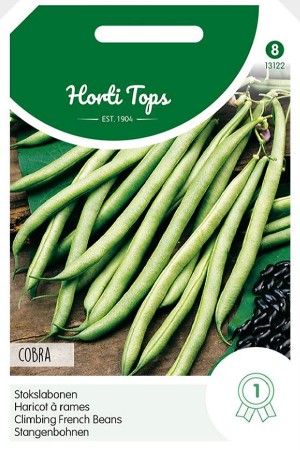 Cobra Pole beans seeds