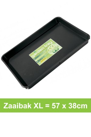 XL garden tray 57 x 38cm -...