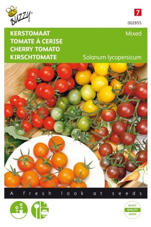 Mix 4x Cherry tomatoes seeds