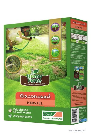 Repair and recovery Grass...