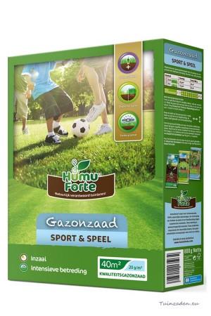 Sport en Speelgazon...