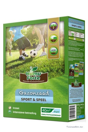 Sports and Play Grass seeds...