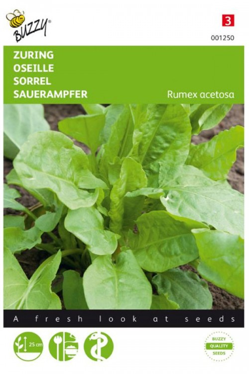 Breedbladige Zuring - Veldzuring zaden