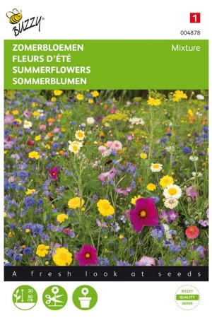 Mixed Summer flowers seeds
