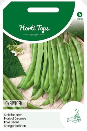 Overvloed Pole beans seeds