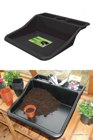 Compact Tidy Tray Black G185