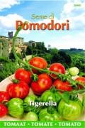 Ronde Tomaten Zaden Tigerella