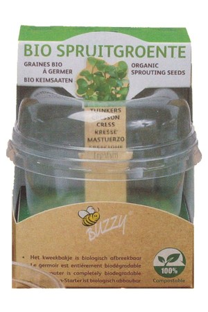 Organic sprouting seeds Linzen