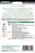 Paradijsvogelbloem - Strelitzia zaden