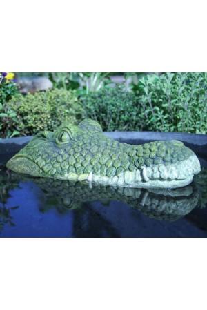Animal and Pondfigures Floating Crocodile Large