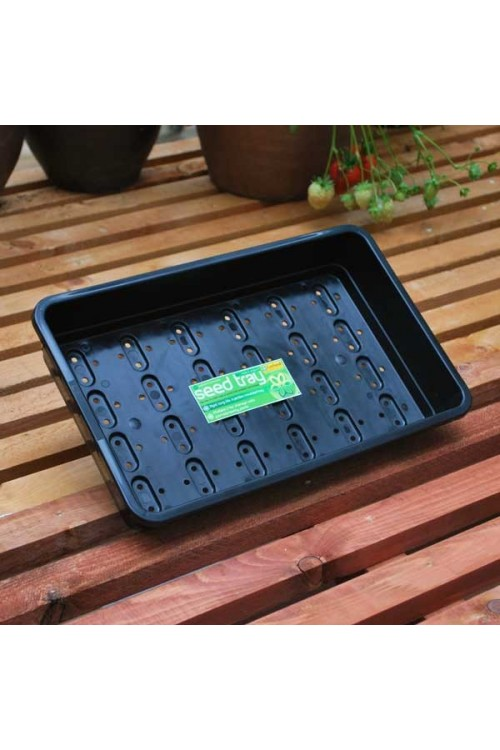 Seedtrays L - Seedtray + Holes - G17B