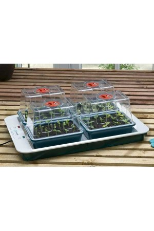 Propagator Heated Electric Four Top Thermostat Propagator - G163