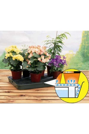 Self Watering Systems Self Watering Plant Tray - G140