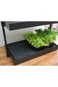 Self Watering black plant tray - G140