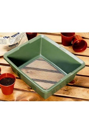 Sowing Accessories Fine Mesh Sieve - G55