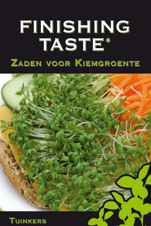 Finishing Taste Cress