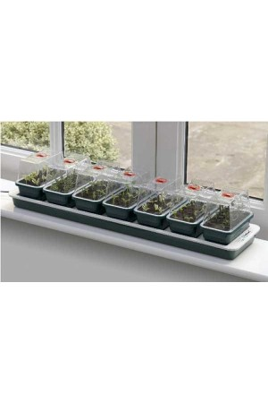 Propagator Heated Electric Super 7 Electric Windowsill Propagator - G51