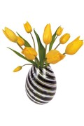 Flat Flower - Yellow Tulip