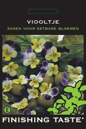 Eetbare Bloemen Viooltje - Eetbare Bloemen