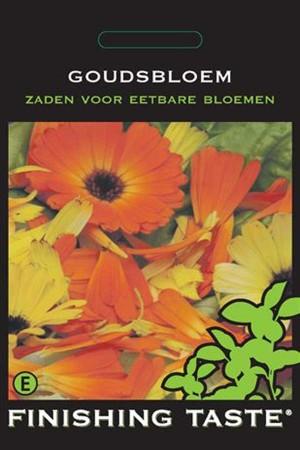 Eetbare Bloemen Goudsbloem - Eetbare Bloemen