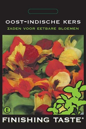 Edible Flowers Edible Flowers - Oost Indische Kers