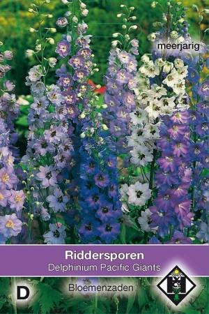 Ridderspoor (Delphinium) Pacific Giant