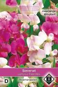 Pearl Mix Siererwt Lathyrus zaden