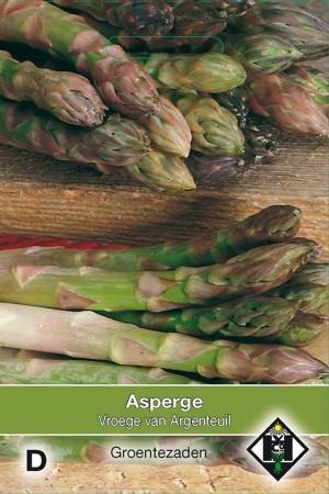 Asparagus Vroege van Argenteuil