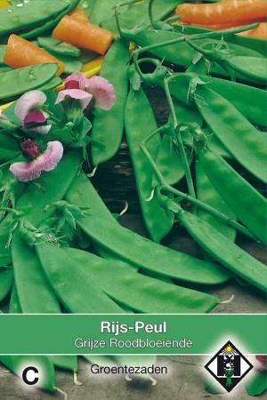 Sugar Peas Grijze Roodbloeiende - Rijspeul