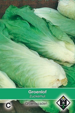Groenlof Zuckerhut