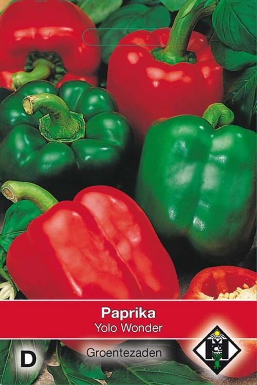 Yolo Wonder - Paprika