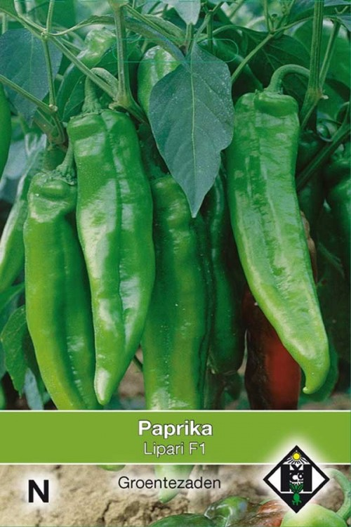 Lipari F1 - Sweet Pepper