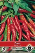 Cayenne - Peper