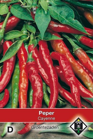Pepper Cayenne