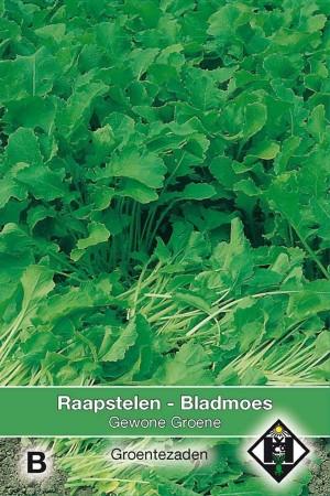 Greens Bladmoes Gewone groene