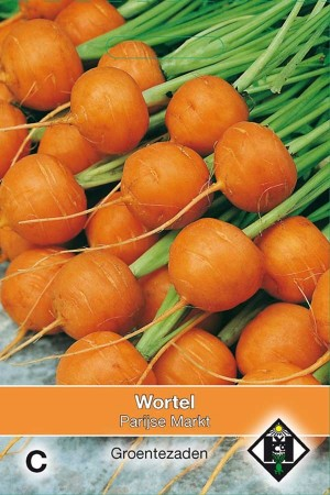 Parijse Markt - Wortel