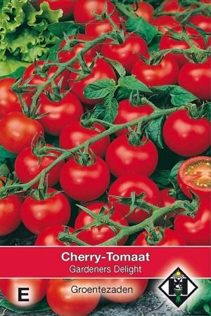 Cherry / Kerstomaten Zaden Gardeners Delight