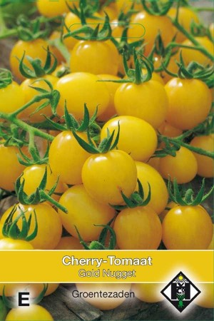 Cherry Tomatoes Gold Nugget - Cherry-Tomaat