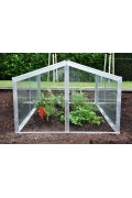 Jumbo aluminum greenhouse