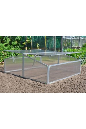 Low Greenhouses Silver Thyme Greenhouse