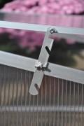 Silver Thyme Aluminium Polycarbonaat