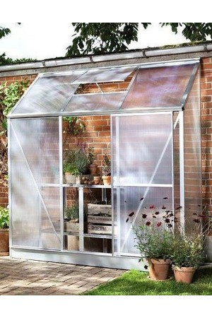 Patio Greenhouses Mini Wall 3 Polycarbonate